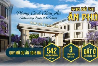 khu đô thị Ân Phú