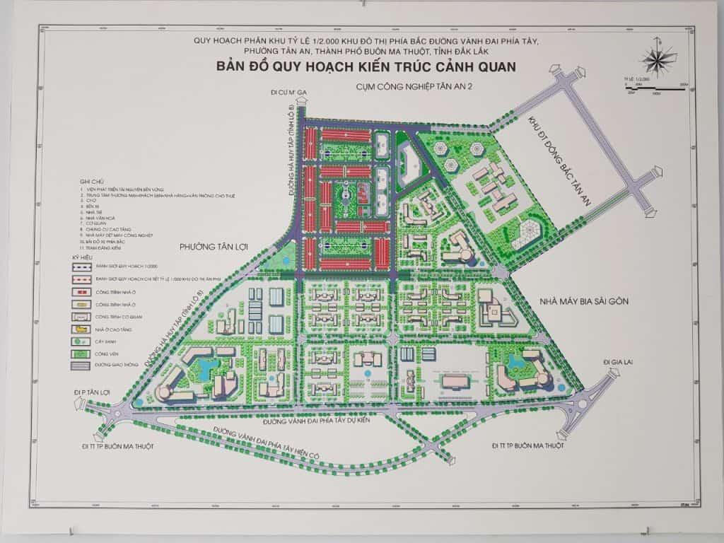 Quy hoạch 1/2000 khu đô thị
