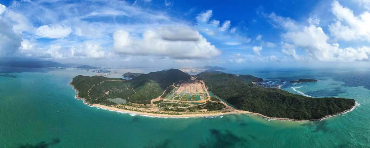 hình ảnh thực tế dự án Hải Giang